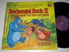 LP/Walt Disney/DSCHUNGEL BUCH II/Disneyland FOC 9616