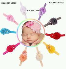 UK SELLER,Girls Baby Girls headband Double flora party headban,Buy 3 Get 1 free
