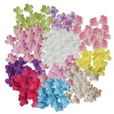 500pcs Artificial Silk Hydrangea Flower Petals DIY Wedding Flowers Decor Colors
