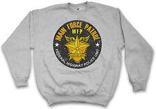Main Force Patrol Police Badge Felpa INTER Mad Fury Road MAX Felpe Pullover