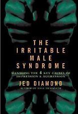 BOOK HB Diamond Depression Aggression Mental Health THE IRRITABLE MALE SYNDROME