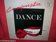 CUMPARSITA DANCE Italo Disco LP 1984 ITALY EX Tango