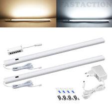 6/10W LED Under Cabinet Kitchen Strip Bar Wireless Sensor Motion Lighting Kit