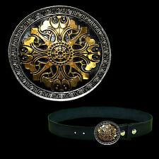 Moyen âge Celtique Nœuds Boucle Ceinture Celte Mythologie de 089 go