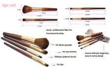 Kabuki cepillos de maquillaje profesional juego de Brochas base maquillaje Colorete Ojo UK