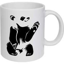 'Panda' Ceramic Mug / Travel Cup  (MG010708)