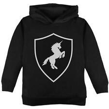 Halloween Knight Shield Costume Unicorn Toddler Hoodie