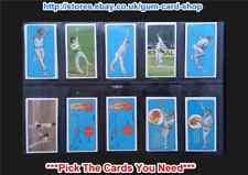 BASSETT (BARRATT) - PLAY CRICKET 1980 (G) ***PICK THE CARDS YOU NEED***