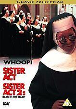 Sister Act 1/Sister Act 2 [DVD], DVD | 8717418183035 | New