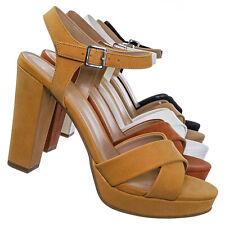Keeper High Heel Platform Sandal - Women Party Open Toe Pump