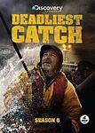 Deadliest Catch: Season 6 (DVD, 2010, 4-Disc Set)