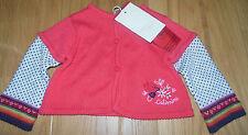 Catimini baby girl cardigan 0-3 m BNWT New designer