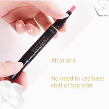 Nagelgel UV Nagellack als Stift -Base-Colour-Top in 1-  Gelnägel Stiftnagellack