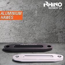 Aluminium treuil écubier de citre 255mm trous centre 13000lb 135000lb 17000lb 20000b