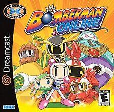 Bomberman Online - Sega Dreamcast (Disk Only)
