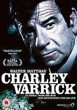 Charley Varrick. Dvd. Region Free. Walter Matthau. Joe Don Baker. Felicia Farr