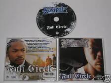 XZIBIT/FULL CIRCLE (SONY 88697034052) CD ALBUM