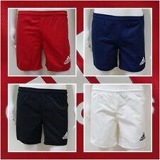 adidas Short Shorts kurze Hose Kinder Herren Rugby Fußball rot blau schwarz weiß