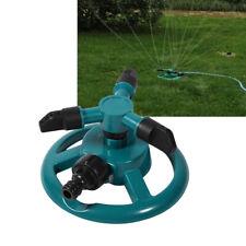 Irrigatore Automatico da Giardino Rotante 360°A Pioggia Irrigazione per Prato