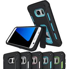 Handy Hülle für Samsung Galaxy Schutz Hülle Case Tasche Panzer Cover Etui Bumper