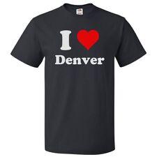 I Love Denver T shirt I Heart Denver Tee