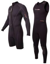 5mm Men's Henderson Thermoprene 2-Piece Wetsuit Combo - Front Zip