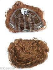 Medium Blonde Grey Brunette Red Wavy Layered Fall Hair Pieces 8