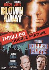 Killer Elite/Blown Away NEW! DVD, Jeff Bridges, Tommy Lee Jones, James Cann