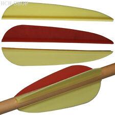 Haller molle di plastica Legno Alluminio Carbonio Frecce 10,0-6,5-7,5 cm 10er Set
