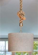 Light & Living * maritime Pendel - Lampe *  Ø3x150 cm GILMAR Tau *