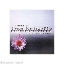 Iron Butterfly:Light & Heavy (Best Of) - CD