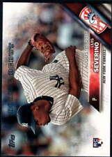 Luis Severino 2016 Topps Update #US134 RC Yankees