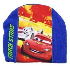 "Disney Pixar's Cars 2 Boy's ""Track Stars"" Beanie Hat & Gloves Set Sz. 4-7"