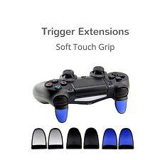PS4 Controller Trigger Extension Verlängerte Trigger L2 R2 Mod Softtouch Grip