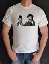 Laurel Y Hardy Divertidas Camisetas De Niños / Adultos Niños