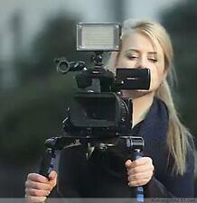 Epaulière multi-angles pr caméra Canon 5DII III 6D 650D 700D 7D Nikon D90 D7100