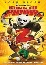 Kung Fu Panda 2 DVD