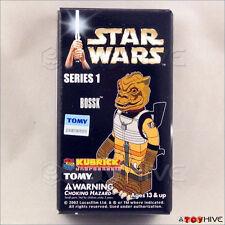 Kubrick Medicom Toy Star Wars Bounty Hunter Bossk series 1 sealed in box