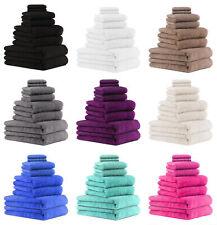 Betz Lot de 8 serviettes set de 2 serviettes de bain 2 draps de bain 2 serviette