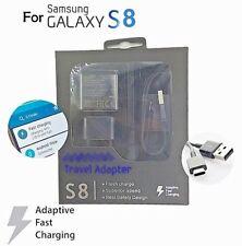 Original Samsung Schnell Ladegerät USB-C Ladekabel Galaxy S8 S8+ S9 Note 8 A3 5