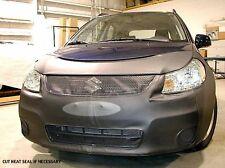 Lebra Front End Mask Cover Bra Fits SUZUKI SX4 2007-2012 Hatchback & Sportback