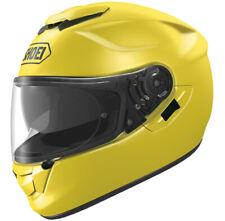 Shoei Gt Aire DVS COMPLETO Touring Casco de MOTO - Amarillo