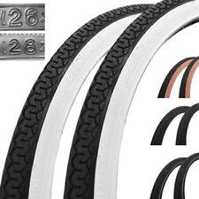 2x Michelin WorldTour Draht 26x1 1/2 | 35-584 | 650x35B Fahrrad Reifen schwarz