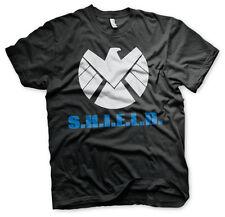 Officially Licensed Merchandise S.H.I.E.L.D. Men's T-Shirt S-XXL Sizes