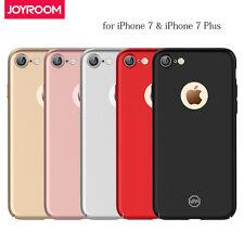 "iPhone 7 4.7"" 7Plus 5.5"" JoyRoom Ultra Slim Full Cover Hard Polycarbonate Case"