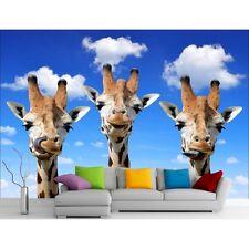 Stickers muraux géant déco : Girafes 11130