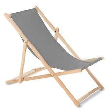 Sedia a sdraio in legno di alta qualità GreenBlue