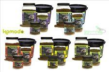 Komodo Tortoise Diet Food SALAD MIX, FRUIT & FLOWER, CUCUMBER, DANDELION, BANANA