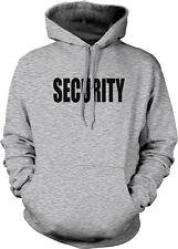Security Bouncer Concert Backstage Bar Velvet Rope Line Kick Hoodie Sweatshirt