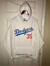 LA Los Angeles Dodger Cody Bellinger Home Jersey Hoodie Hoody  Sweatshirt